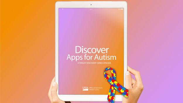 Discover Apps for Autism with Autism Ribbon